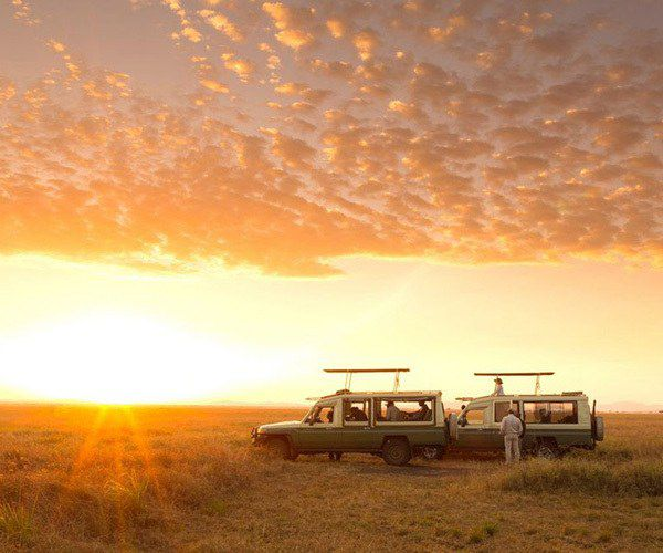 The best mobile camps in the Serengeti