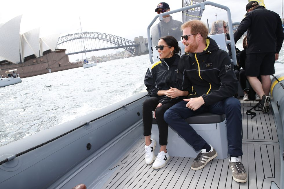 Meghan Markle's Favorite Veja Sneakers Are Finally On Sale