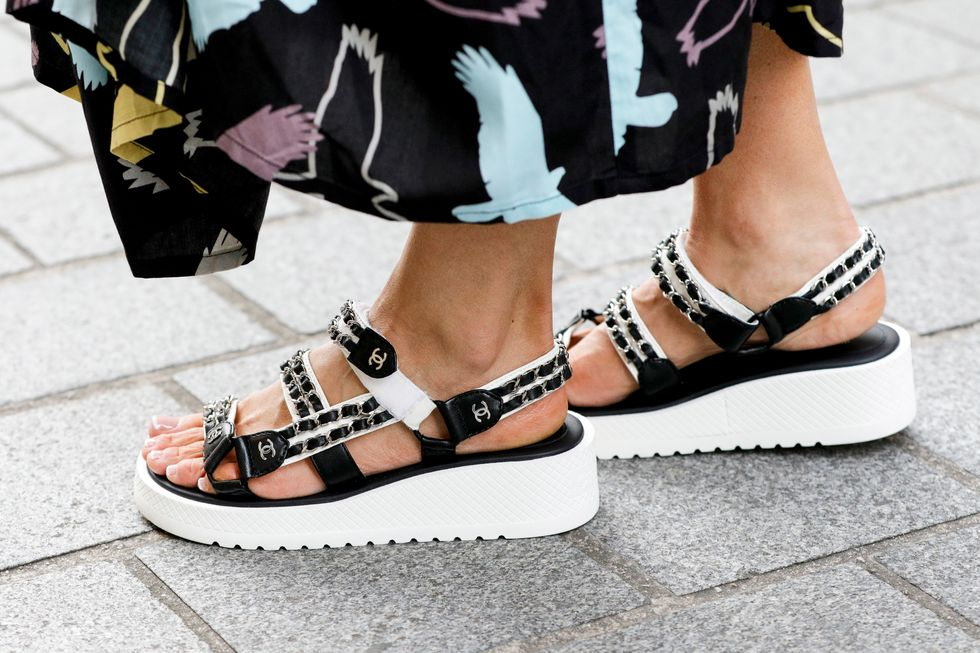 65 Cute Summer Sandals to Mindlessly Click Through