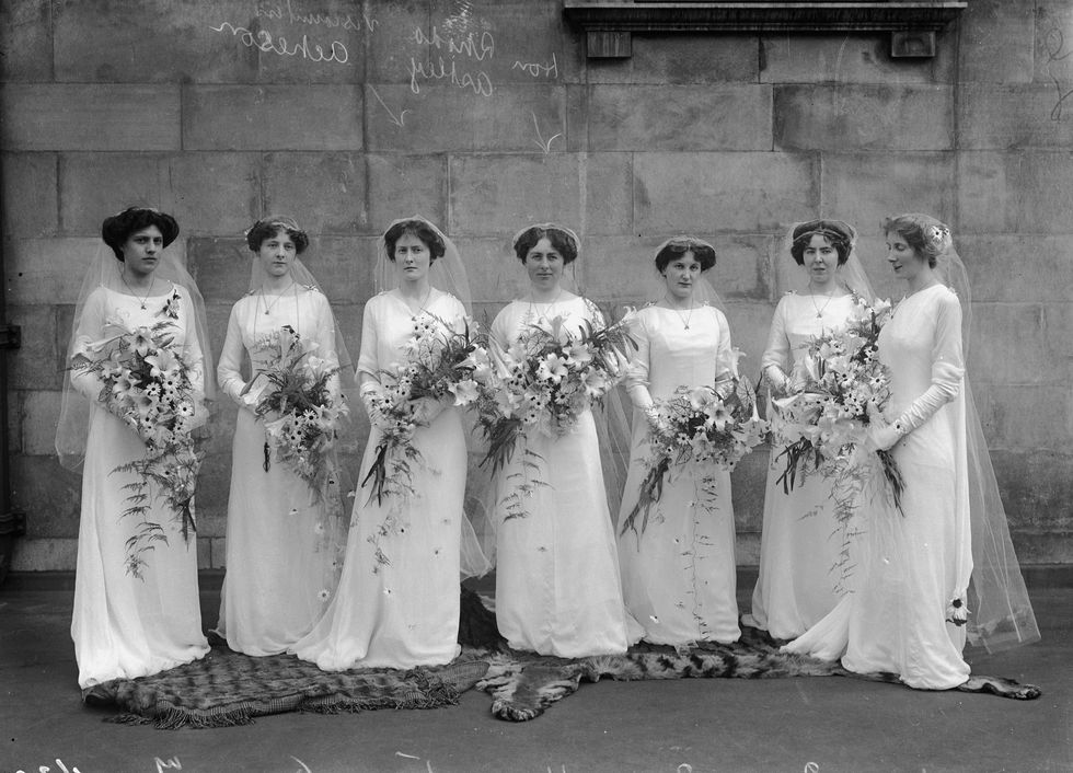 The Evolution of Bridesmaid Dresses Through the Years