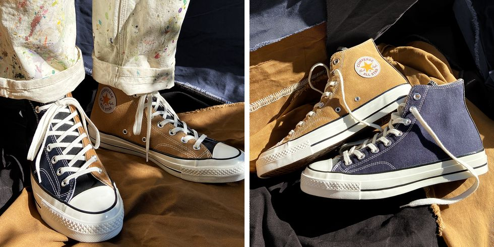 The Converse x Carhartt WIP Collab Looks Like It Will Ghost You