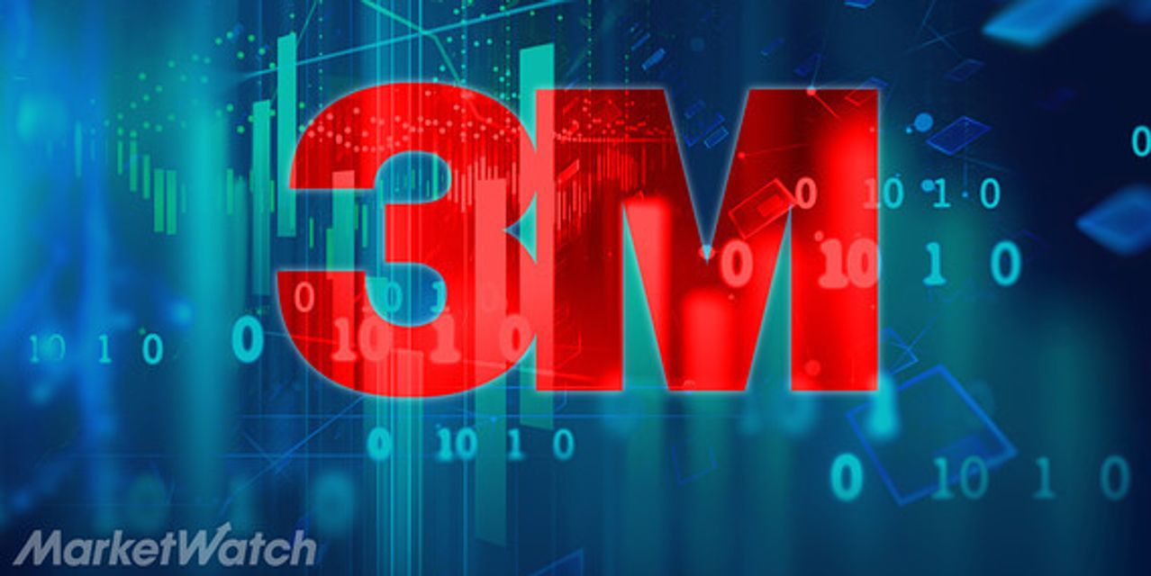 3M Co. stock falls Tuesday, underperforms market - MarketWatch