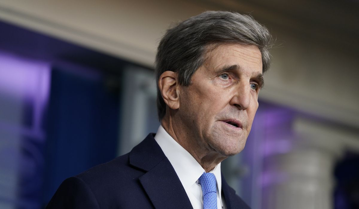 John Kerry to travel to Russia for climate talks amid bilateral tensions - Washington Times