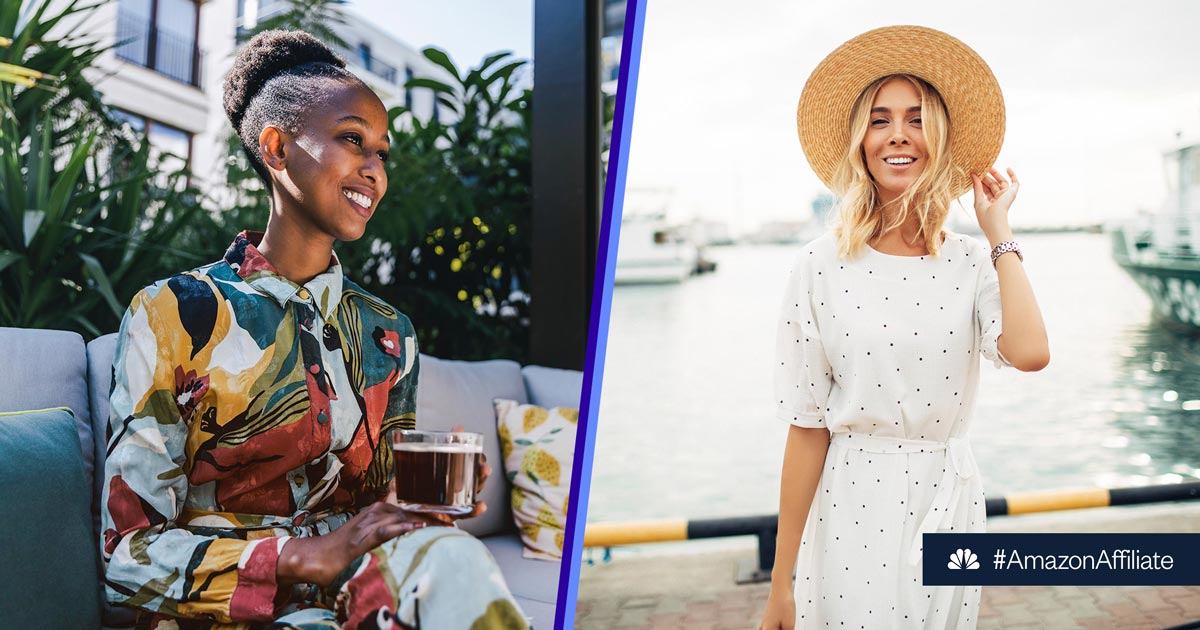 10 best Amazon Prime Day fashion and clothing deals 2021 - NBC News