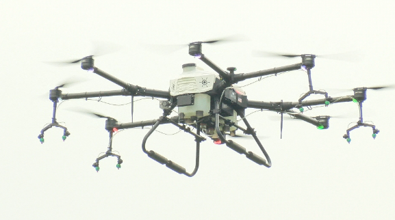 New drone technology aims to help farmers increase crop yield - WXOW.com