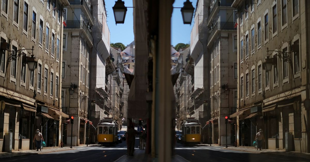 Lisbon imposes early weekend closures and travel restrictions as COVID cases rise - Reuters