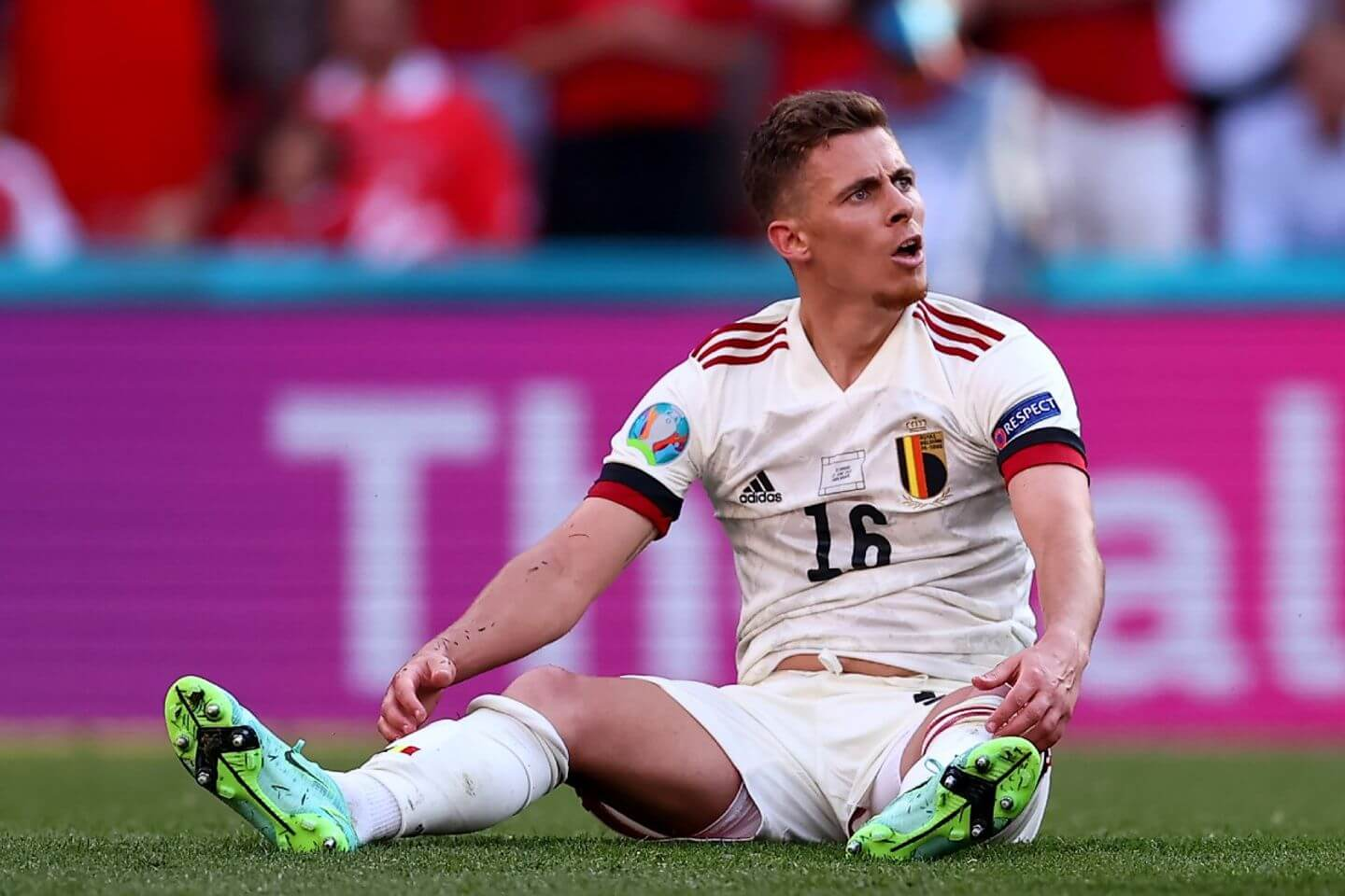 Thorgan Hazard: Belgium winger will not travel to face Finland in Euro 2020 group game - The Athletic