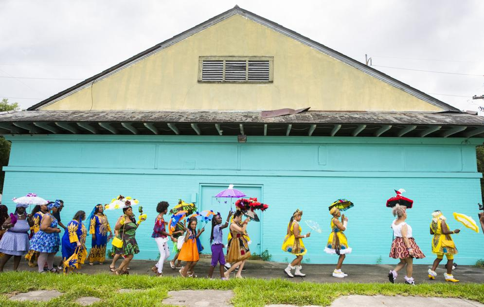 Baby dolls mark Juneteenth - and New Orleans unusual place in Black emancipation history - NOLA.com
