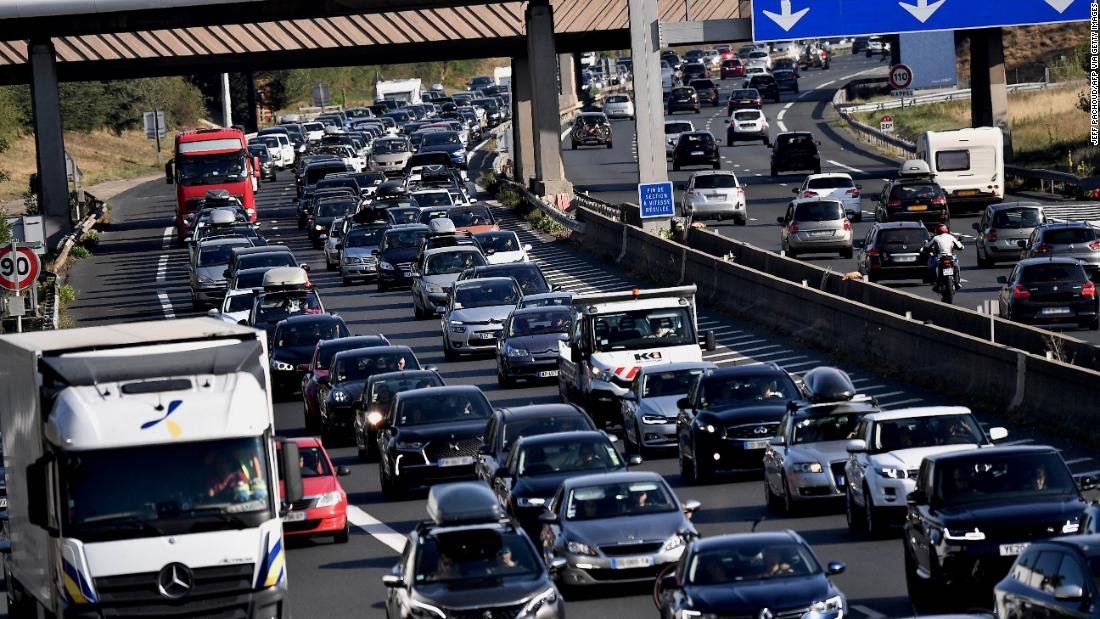 Why a French culture war youve never heard of causes huge traffic problems - CNN