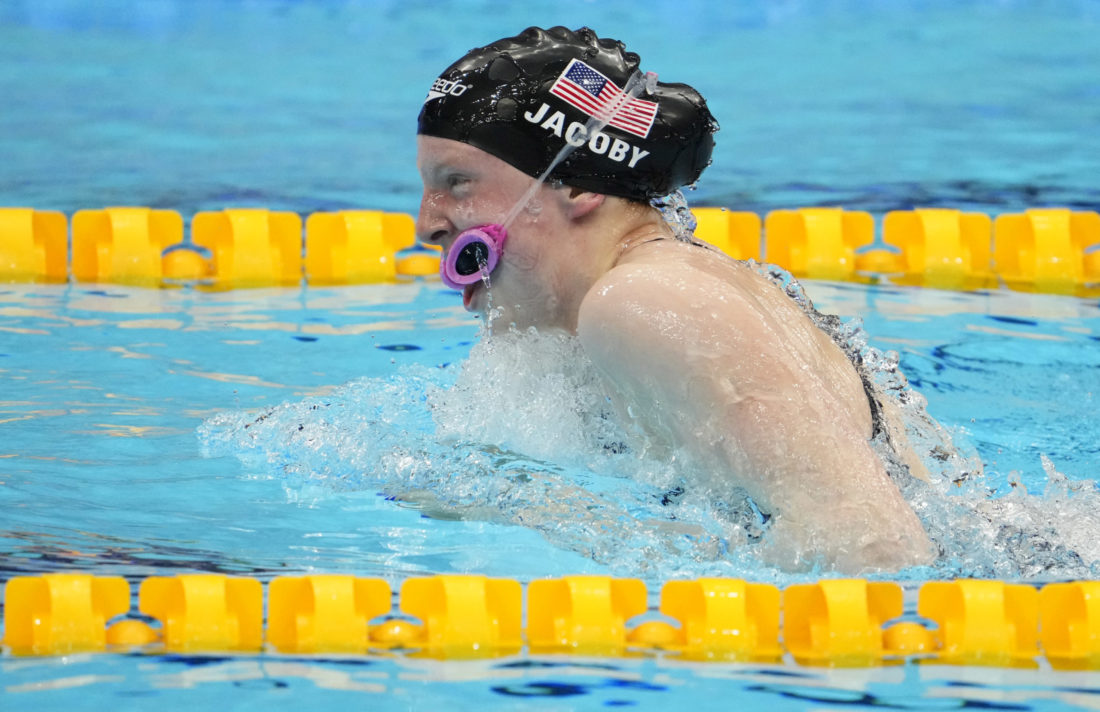 Examples of Resilience From the Olympic Games - Swimming World Magazine