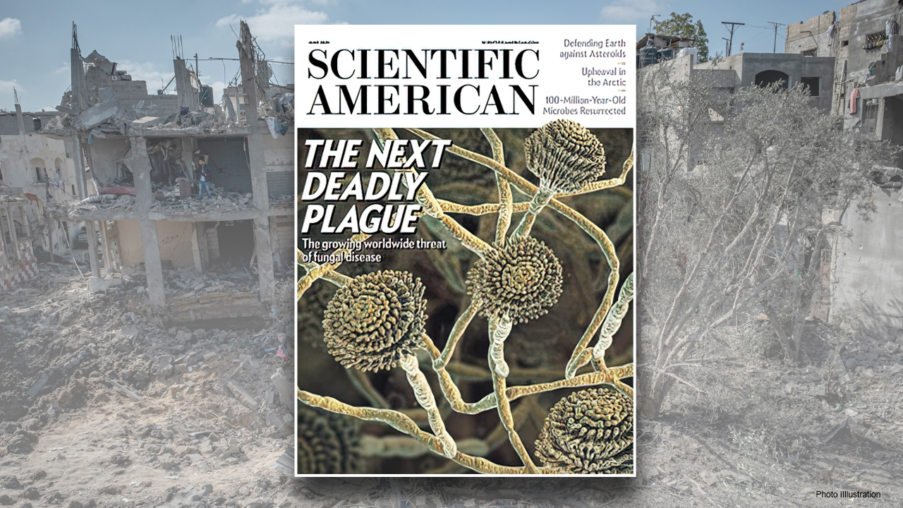 Scientific American removes anti-Israel op-ed following criticism: Unsupported by the facts - Fox News