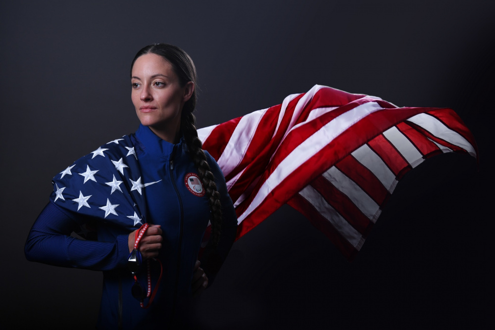 Paralympian Elizabeth Marks headed to second Games, far exceeding initial goal to be just fit for duty - Fox News
