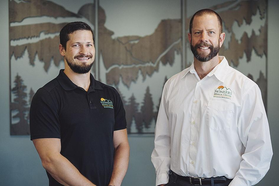 A partnership with weight - The Grand Junction Daily Sentinel