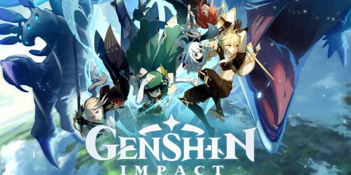 Currently, every summer beauty skin in Genshin Impact 1.6