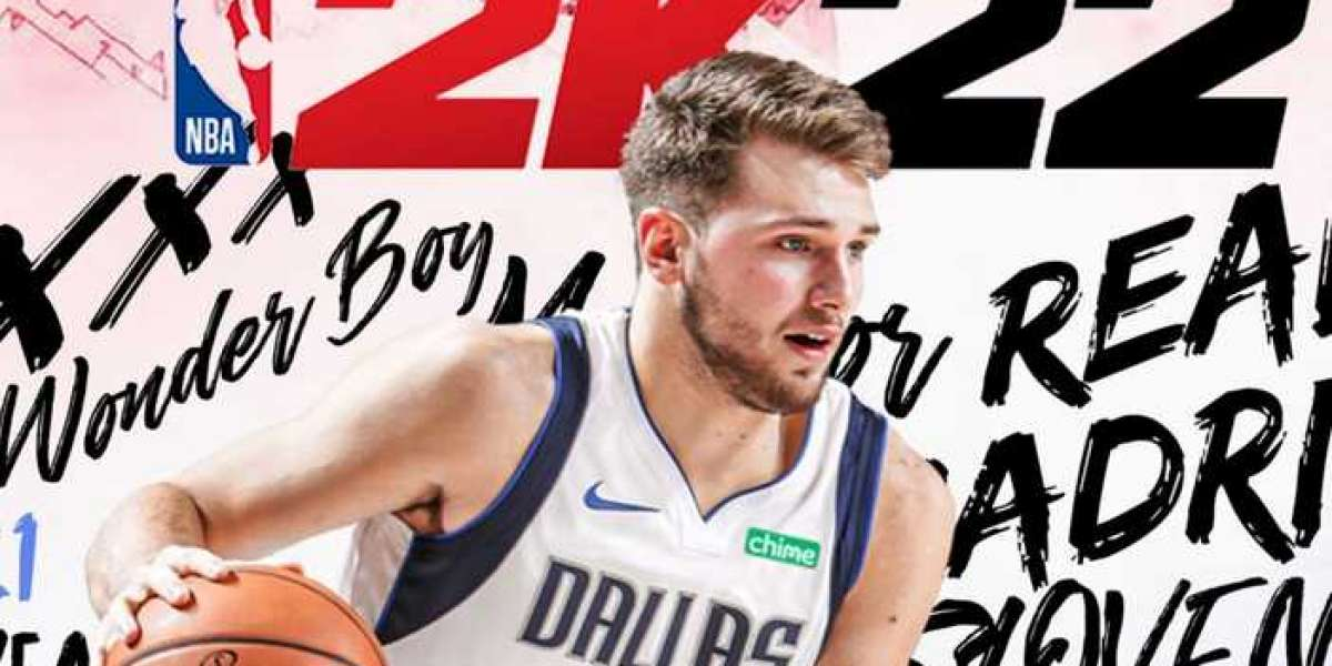 Cover star of NBA 2K22