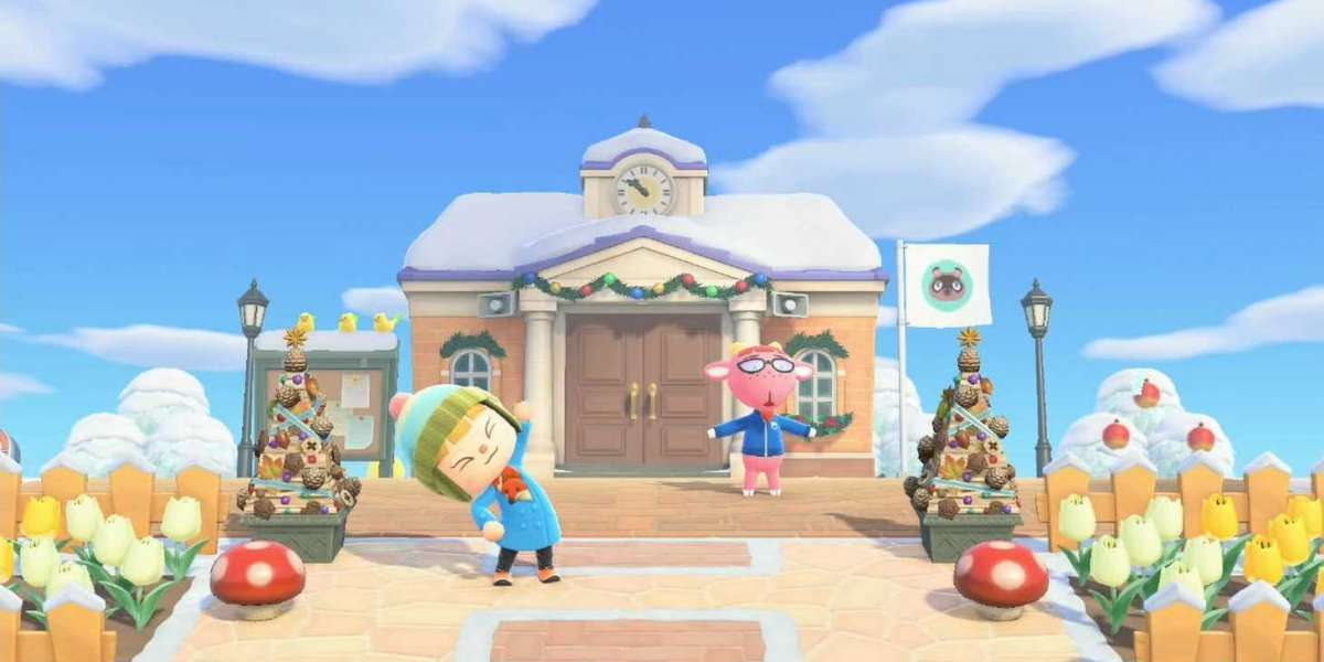 It is June and love is within the air in Animal Crossing: New Horizons